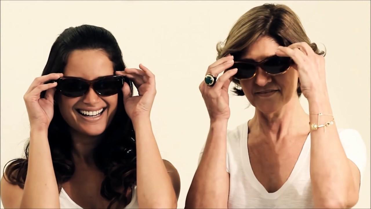 Fit Over JF Sun - Transforme seu Óculos de Grau em Óculos de Sol em  Segundos - YouTube 72764cb24b