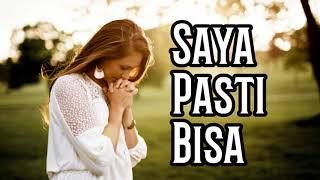 Gambar cover SAYA PASTI BISA - Renungan Pagi