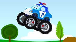 Poli Robocar Big Wheels