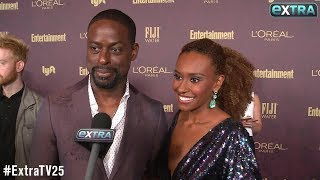 Will Sterling K. Brown Be Studying 'This Is Us' Lines at the Emmys?