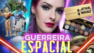 TESTANDO A PALETA DO STAR WARS COM A PAT MCGRATH - Karen Bachini