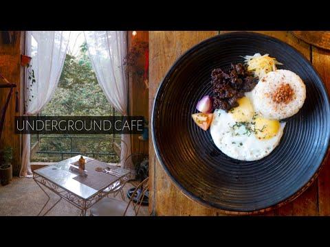 burrow cafe