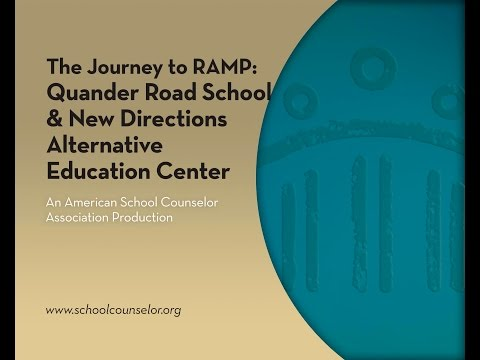 Journey to RAMP: Quander Road School & New Horizons Alternative Education Center