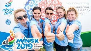 Дирекция II Европейских игр на фестивале #Пронебо