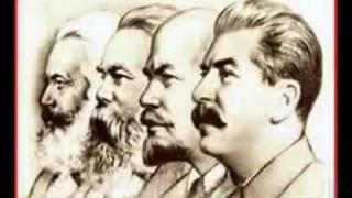 Manifiesto comunista cantado