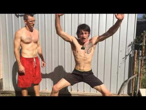 Kiwi Boy Haka vs  Aussie War Cry (June 2016)