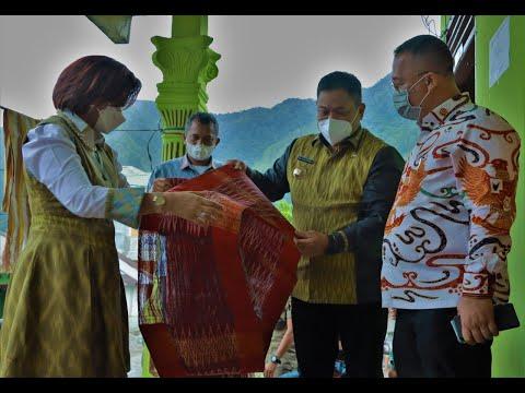 Stafsus Wapres Arif Rahman Dukung Pengembangan Potensi Wisata Alam Silalahi