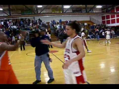 Durfee  vs.Newton North basketball