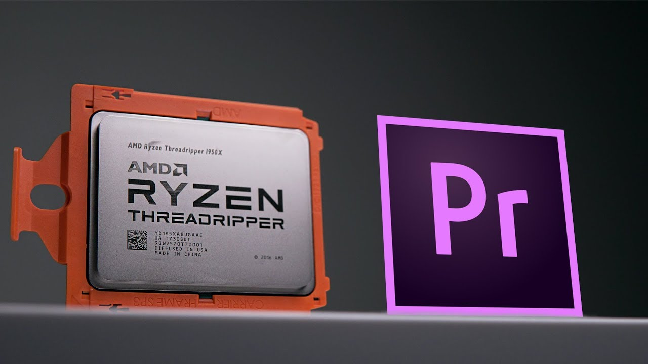 Don't Buy AMD Threadripper For Adobe Premiere Pro
