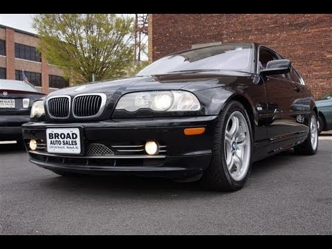 Bmw 330ci Coupe M Package