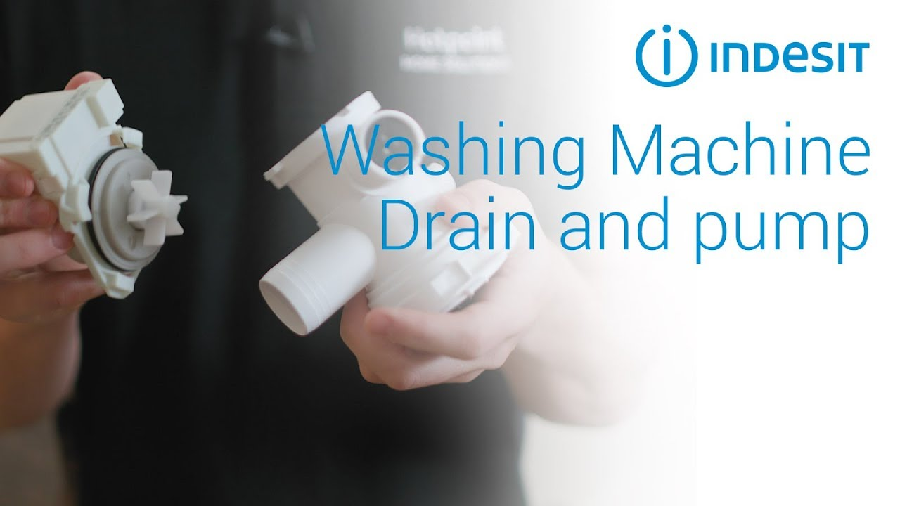 Indesit Washing Machine Problems >> How to resolve washing machine drain and pump problems   by Indesit - YouTube