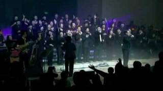 Heritage Mass Choir - The Gospel 1 - Im In Love With Jesus (Solo 김인수)