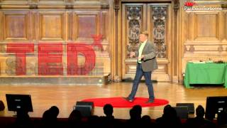 Questiology or the art of asking good questions | Frederic Falisse | TEDxPantheonSorbonne