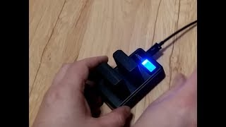 Andoer EN-EL14 Rechargeable Li-ion Battery Charger LED Display 2-Slot USB Cable Nikon D3xxx D5xxx