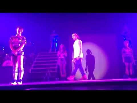 Pharrell Cry During- Gust Of Wind- Manchester- Dear Girl To