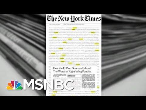 The Label That Stokes Fury In Donald Trump   Deadline   MSNBC