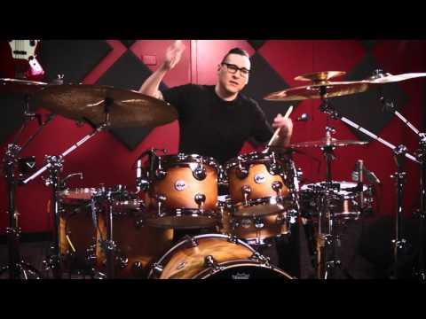 Gil Sharone on Zildjian A Series Cymbals
