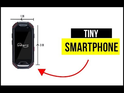 Is this TINY RUGGED ANDROID better than your smartphone ???