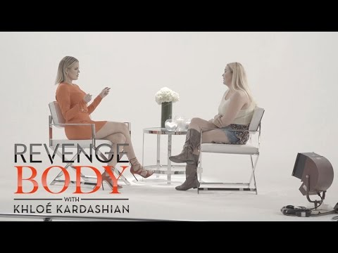 Khloe Kardashian Meets Stephanie For Her Revenge Body | Revenge Body With Khloe Kardashian | E!