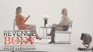 Khloe Kardashian Meets Stephanie For Her Revenge Body | Revenge Body With Khloé Kardashian | E!