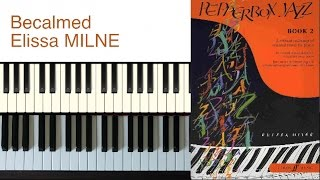 MILNE Becalmed (no.3), from 'Pepperbox Jazz, Bk.2'