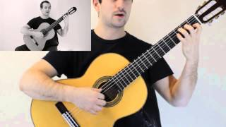 "Como tocar ""Little things"" de One direction"