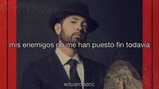 Eminem ; No Regrets - español (feat. Don Toliver)