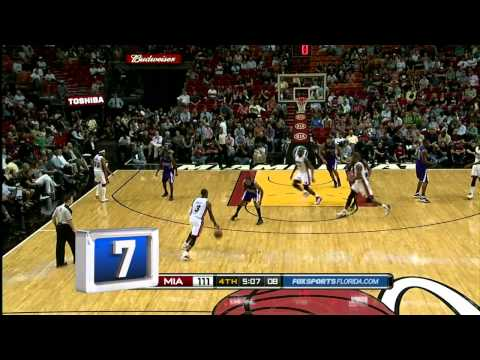 Miami Heat TOP 10 Plays of 2011