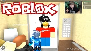 Roblox: The Normal Elevator | KID GAMING