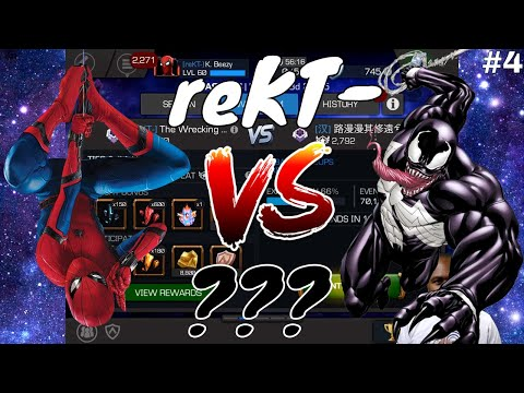 AW S4 #4: reKT- Vs ??? (Path 7)  l  Marvel Contest Of Champions
