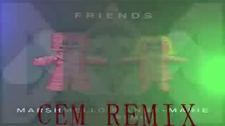 CEM & Marshmello & Anne-Marie - FRIENDS *OFFICIAL FRIENDZONE ANTHEM* [ CEM REMIX ]