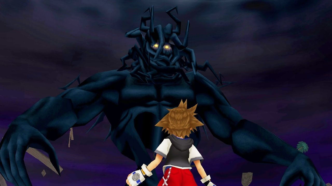Image result for kingdom hearts darkside