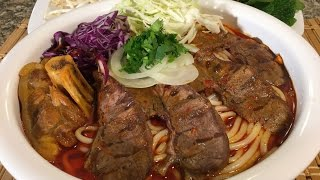 How To Make Bun Bo Hue-Vietnamese Spicy Beef Noodle Soup-Food Recipes