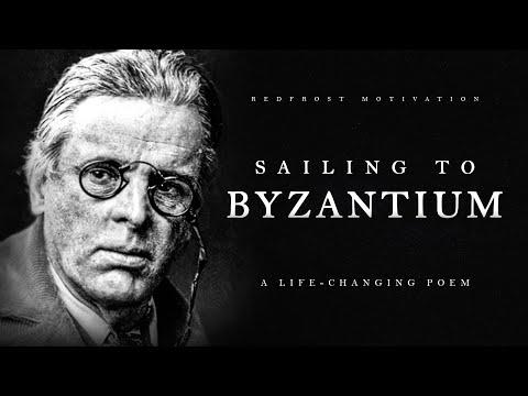 Sailing To Byzantium - W. B. Yeats (Powerful Life Poetry)