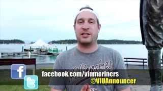 VIU Mariner Minute - September 8, 2014 - Soccer Week #2