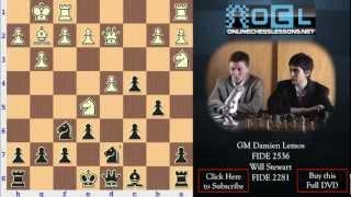 Crushing White - The Bogo-Indian Defense - GM Damien Lemos - (EMPIRE CHESS)