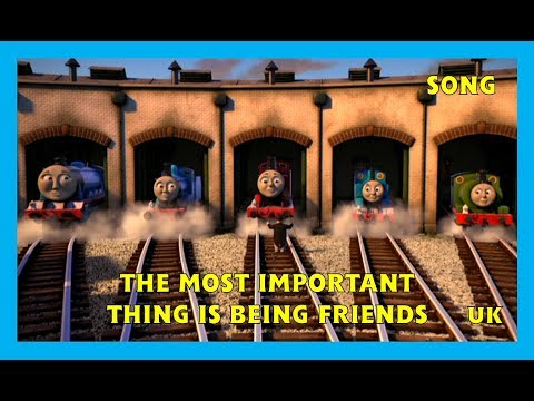 The Most Important Thing is Being Friends  UK  HD