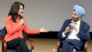 In Conversation with Tulsi Gabbard