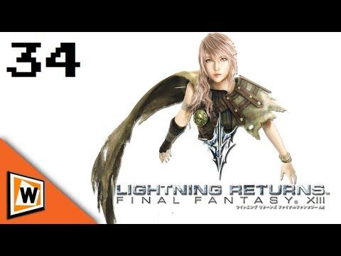 Let's Play Final Fantasy Lightning Returns - PS3 [HD] #34 Mitka