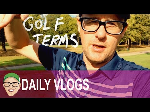 NAIL IMPORTANT GOLF TERMS