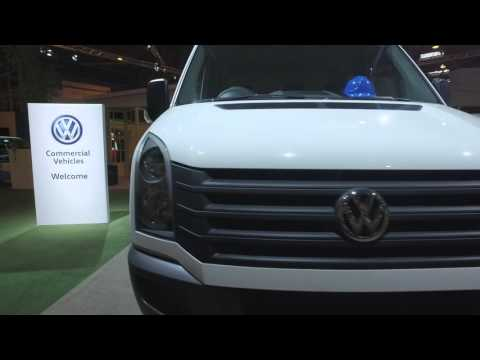 The Commercial Vehicle Show 2016 | Volkswagen Commercial Vehicles