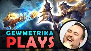 Video LUL #4 | GEWMETRIKA PLAYS! ft.  WL, R1ou, Freezy download MP3, 3GP, MP4, WEBM, AVI, FLV Juni 2018