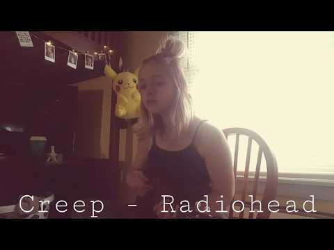 Creep  Radiohead ukulele cover  Katie Griffin