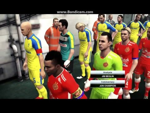Pro Evolution Soccer 2016_MALAYSIA LEAGUE by - YouTube