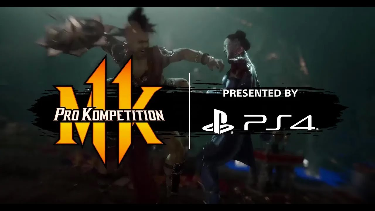 MK11 Pro Kompetition: North American League - NA West Week 4