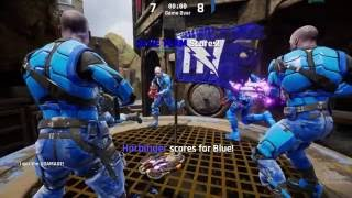 Unreal tournament is free to play - fun fast paced arena shooter (no micro transactions)