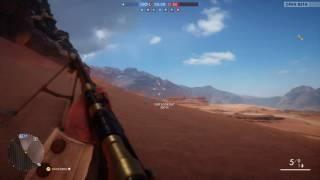 Battlefield 1 : NEW RECORD SNIPER KILL 899M (SINAI DESERT)