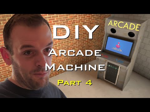 The Magnitude of This DIY Arcade Project Starts to Set In
