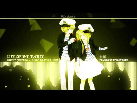 [Nightcore] Life Of The Party Remix