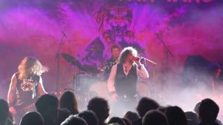 Tygers Of Pan Tang - Blood Red Sky LIVE (Hell Over Hammaburg)